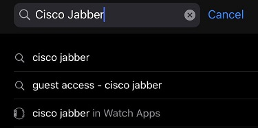 Cisco Jabber 2