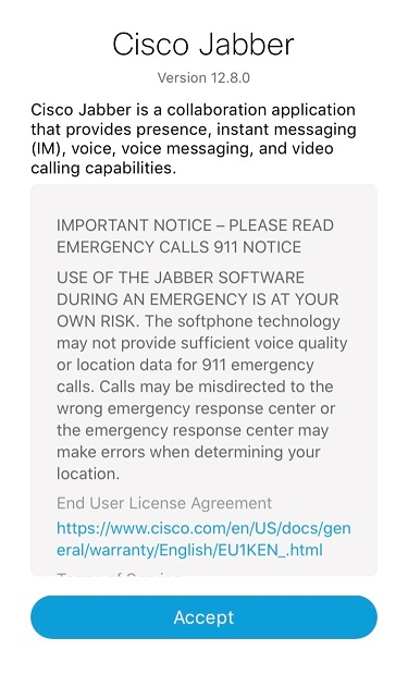 Cisco Jabber 8
